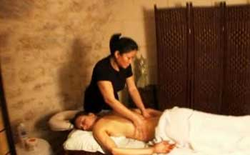 masseuse thaïlandaise à Paris