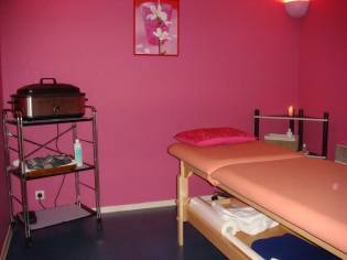 salon de massage à Paris